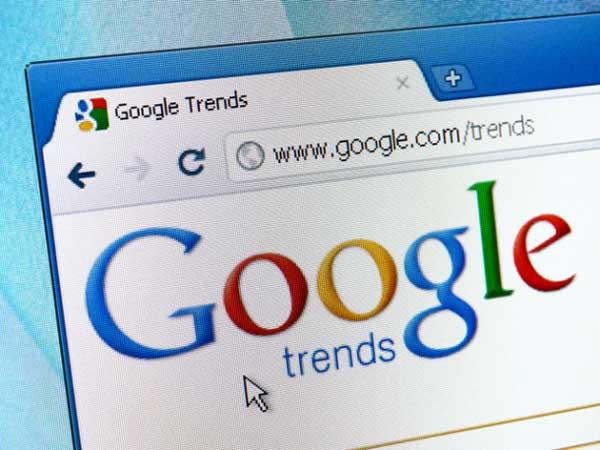 راهنمای استفاده از گوگل ترندز google trends