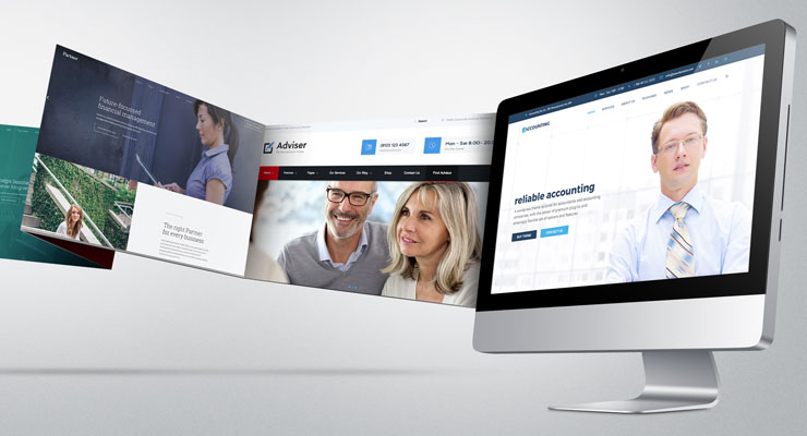 طراحی سایت و وب سایت شرکتی