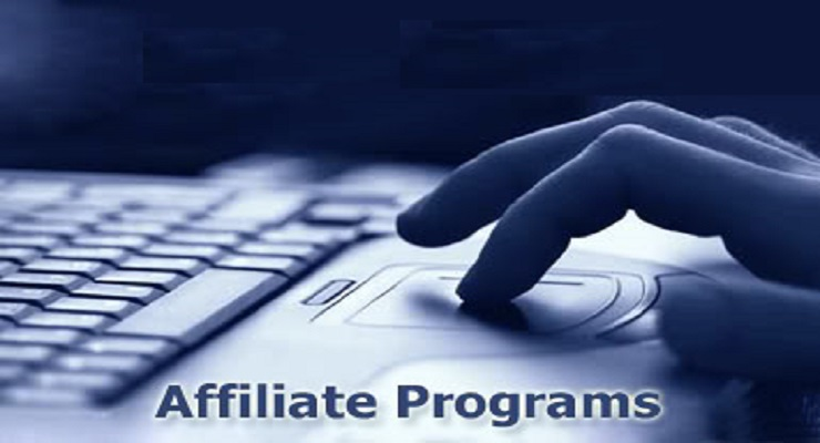 برنامه های وابسته (Affiliate programs)